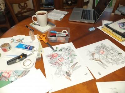 Sara Naumann blog Cardmaker magazine