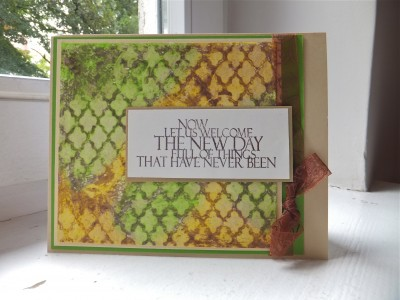 Sara Naumann blog Studio SN oil pastel crayon