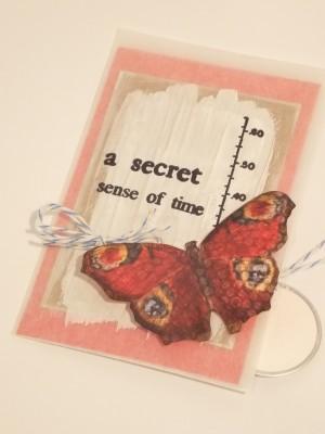 Sara Naumann blog Eclectica Glassine Envelope project
