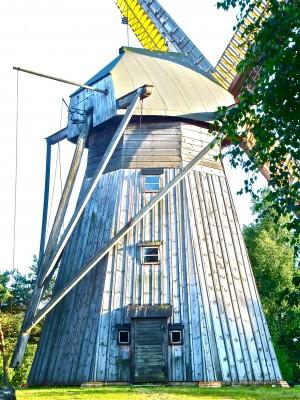 Sara Naumann blog Polish windmill