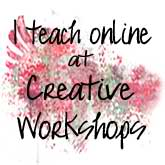 Creative Workshops Sara Naumann badge