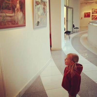 Sara Naumann blog kids at museums