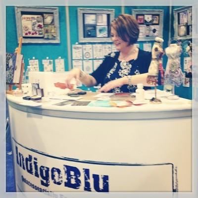 Sara Naumann blog Indigo Blu