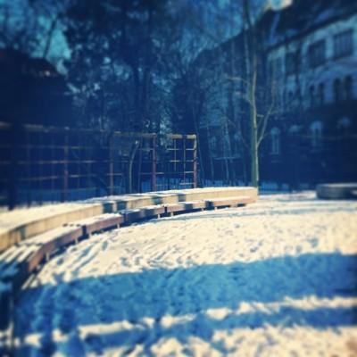 Sara Naumann blog snowy park
