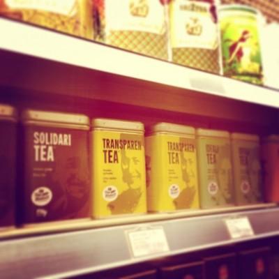 Sara Naumann blog tea