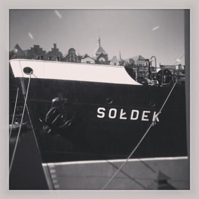 Sara Naumann vintage ship photo