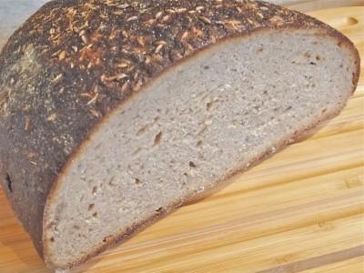 Polish rye bread