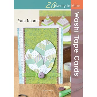 Washi Tape Cards cover